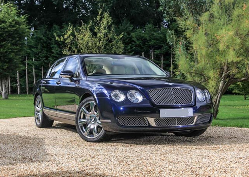 Lot 202 - 2007 Bentley Continental Flying Spur