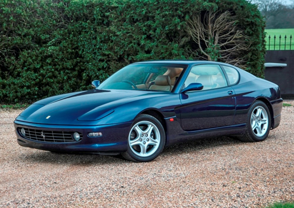 Lot 188 - 1998 Ferrari 456M GTA