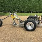 Ref 126  1997 VW Stark Tricycle -