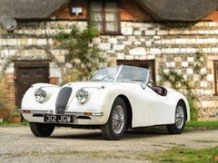 Navigate to Lot 295 - 1954 Jaguar XK120 Roadster