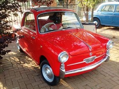 Navigate to Lot 211 - 1958 12916 500 Autobianchi Bianchina Cabriolet