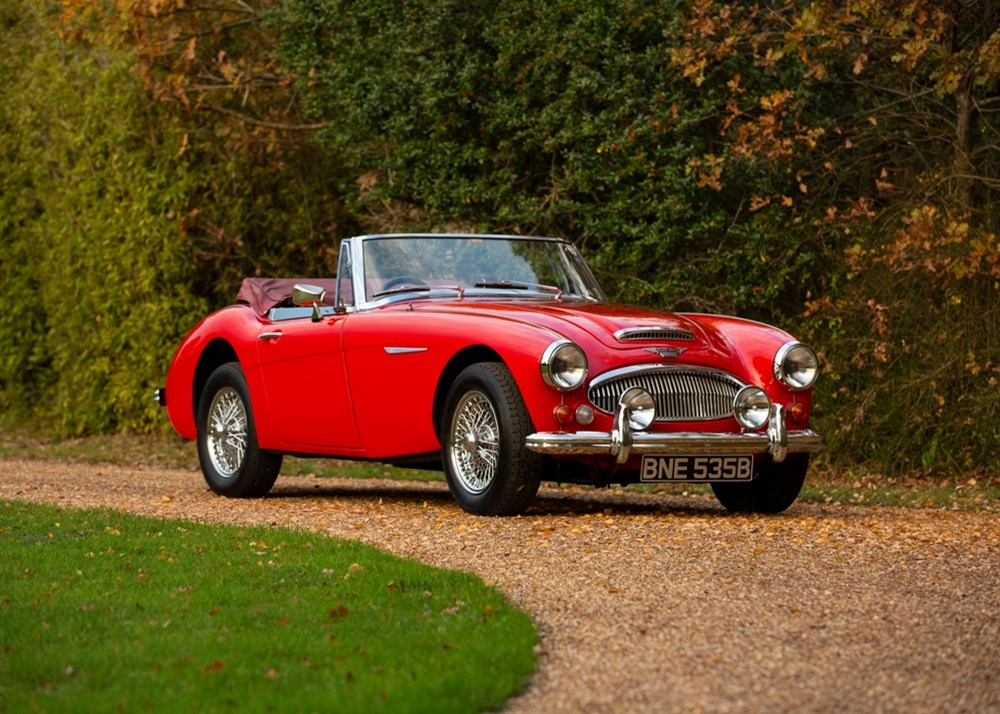 Lot 322 - 1964 Austin Healey 3000 Mk. III