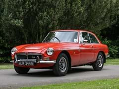 Navigate to Lot 269 - 1975 MG BGT V8