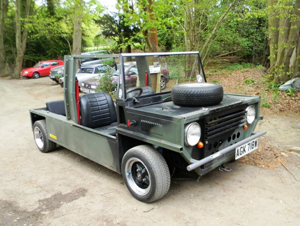 Lot 407 - 1981 Mini Scamp Mk. II