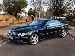Navigate to Lot 262 - 2004 Mercedes-Benz CL55 AMG Kompressor