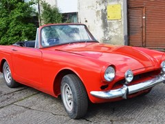 Navigate to Lot 122 - 1966 Sunbeam Alpine Mk. V Restoration Project