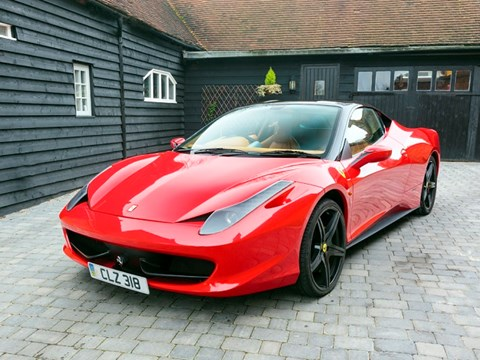 Ref 87 2001 DNA DN8 Ferrari 458 Recreation