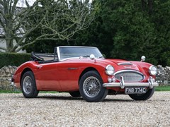 Navigate to Lot 170 - 1965 Austin Healey 3000 Mk. III BJ8 Convertible
