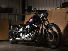 Navigate to Lot 107 - 1978 Harley-Davidson 'Iron head'