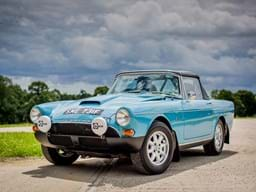 Ref 99 1965 Sunbeam Tiger