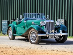 Navigate to REF 51 1952 MG TD