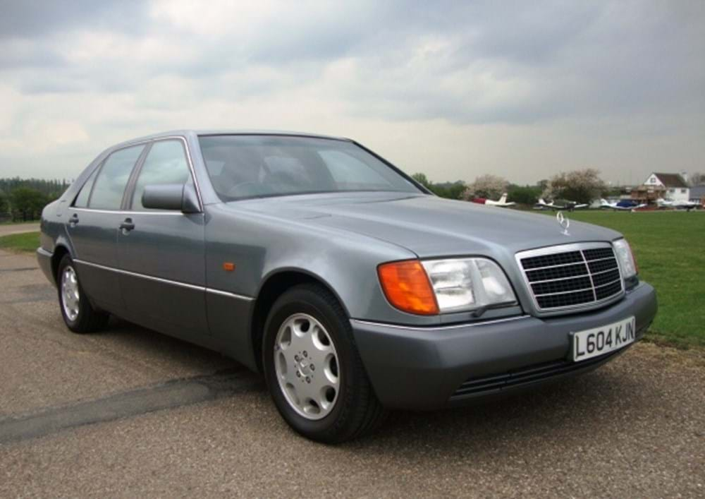 Mercedes Benz 600 Sel Classic Sports Car Auctioneers