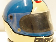 Navigate to Bieffe crash helmet.