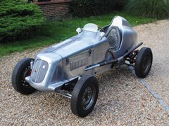 Navigate to Lot 275 - 1938 12962 Special Monoposto