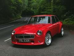 Navigate to Lot 250 - 1977 MG B GT