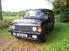 Navigate to Lot 441 - 1990 Range Rover Vogue SE