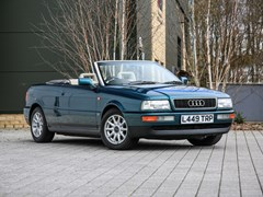 Navigate to Lot 217 - 1994 Audi  Cabriolet (2.3 litre) Personal transport of Diana, Princess of Wales