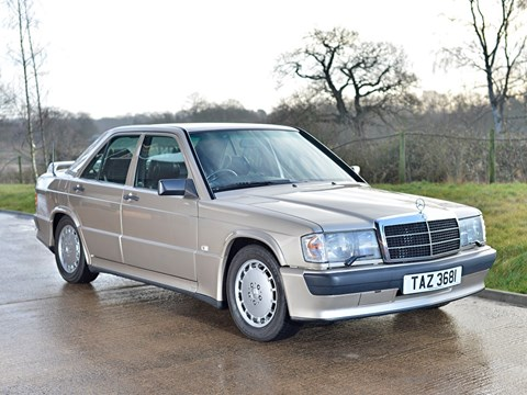 Ref 72 1989 Mercedes Benz 190E 25 V16 Cosworth