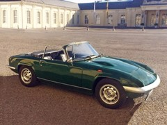 Navigate to Lot 325 - 1970 Lotus Elan S4 SE