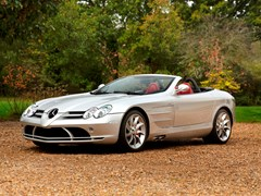 Navigate to Lot 262 - 2008 Mercedes-Benz SLR McLaren Roadster