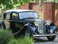 Navigate to Lot 243 - 1947 Jaguar Mk. IV Short wheelbase Saloon