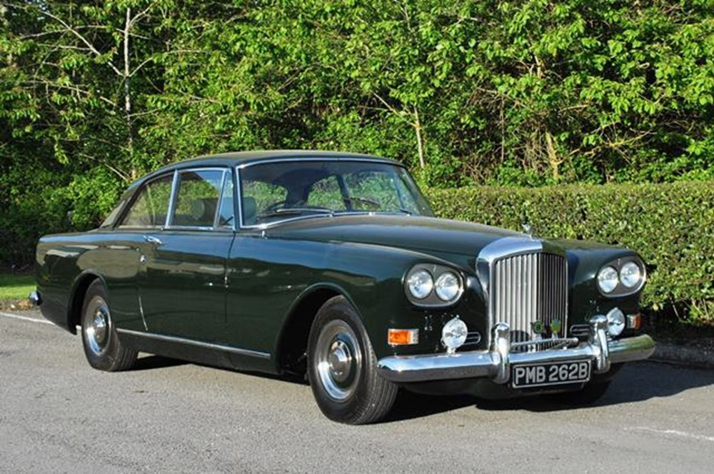 Lot 251 - 1964 Bentley S3 'Chinese-eye' Saloon