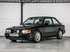Navigate to Lot 216 - 1988 Ford Escort RS Turbo Series 2