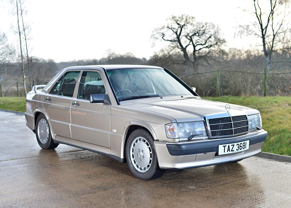 Lot 259 - 1989 Mercedes-Benz 190E 2.5 V16 Cosworth