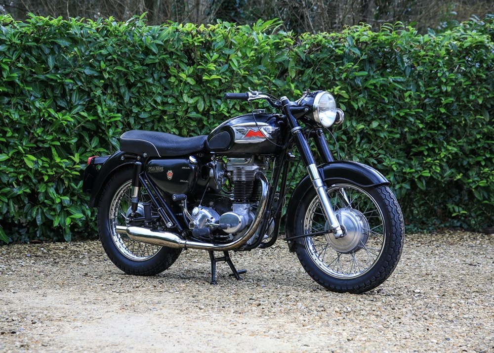 Lot 203 - 1963 Matchless 350cc