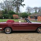 Ref 130 1968 Rolls-Royce Drophead Coupe by Mulliner Park Ward -