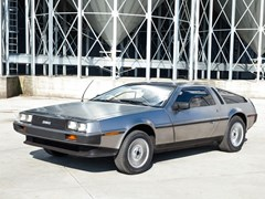 Navigate to Lot 208 - 1981 DeLorean DMC-12