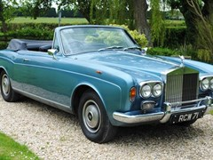Navigate to Lot 429 - 1968 Rolls-Royce MPW Convertible