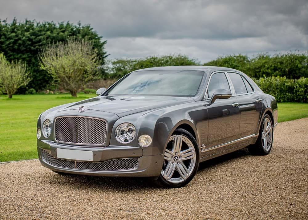 Ref 133 2012 Bentley Mulsanne