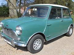 Navigate to Lot 246 - 1967 Austin Mini Cooper Mk. I