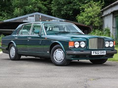 Navigate to Lot 142 - 1989 Bentley Turbo R