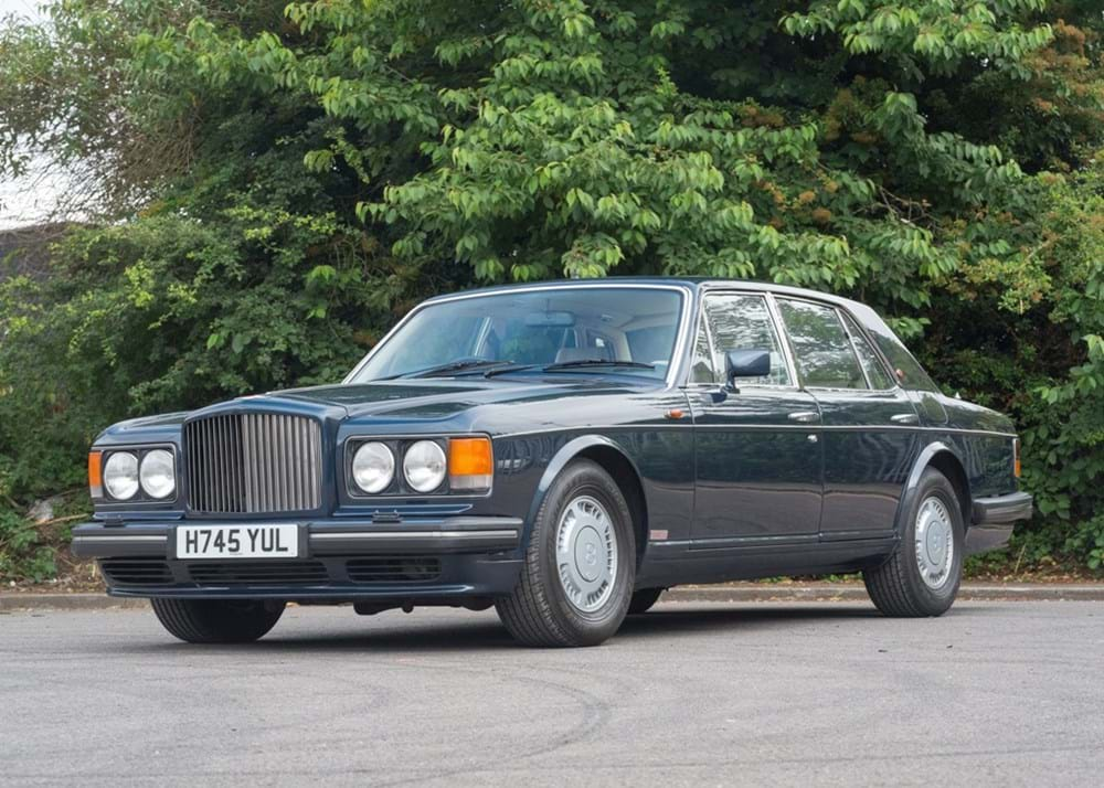 Lot 286 - 1991  Bentley Turbo R