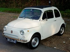 Navigate to Lot 311 - 1970 Fiat 500
