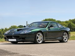 Navigate to Lot 159 - 2002 Ferrari 575M F1