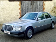 Navigate to Lot 373 - 1990 Mercedes-Benz 300E, Twin Turbo by Turbo Technics