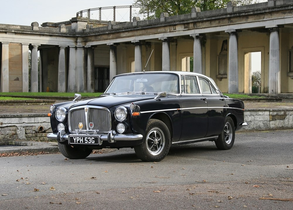 Lot 331 - 1969 Rover P5B Coupé (3.5 Litre)