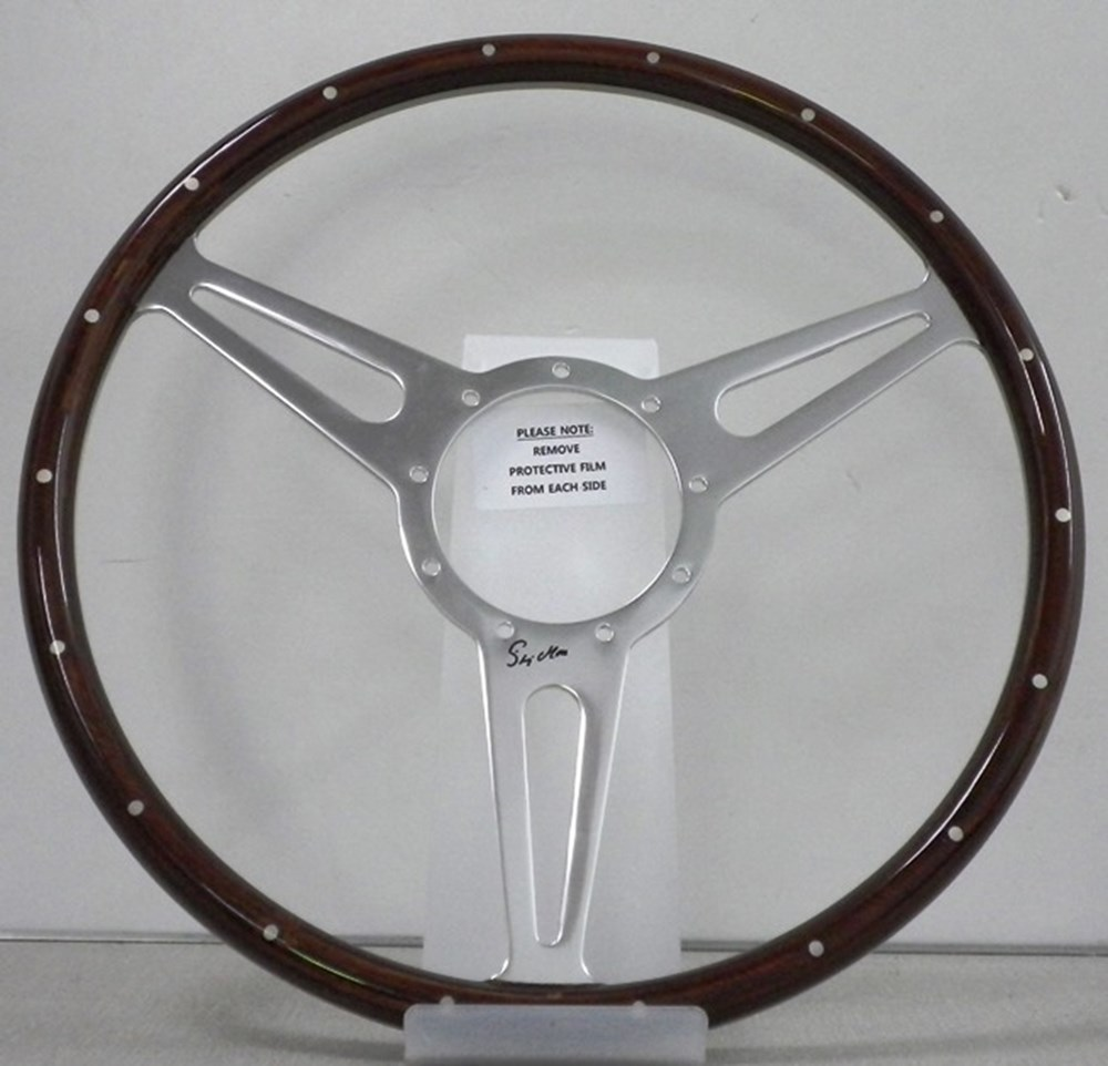 Lot 097 - 'Wheel of Choice' Steering Wheel
