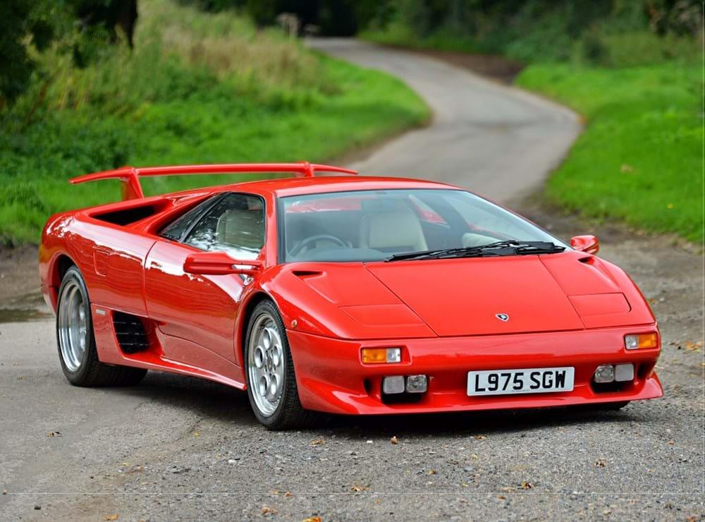 Service Manual Remove 1992 Lamborghini Diablo Torque
