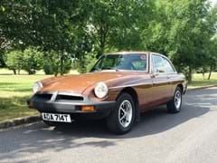 Navigate to Lot 208 - 1979 MG GT