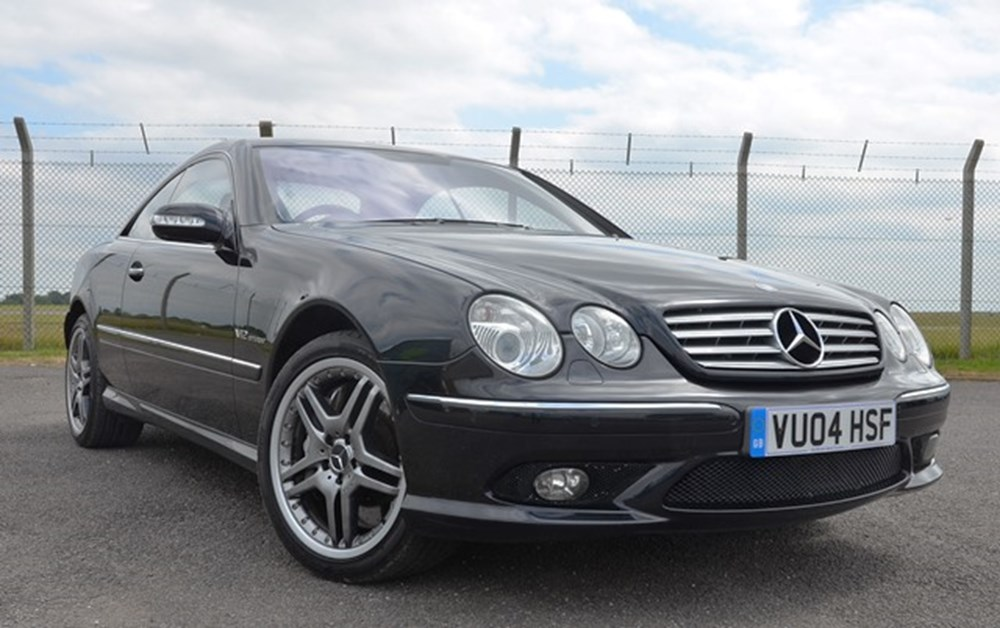 Lot 316 - 2004 Mercedes-Benz CL 65 AMG