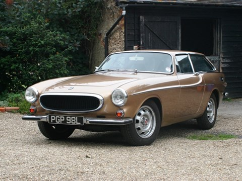 1973 Volvo P1800 ES Shooting Brake