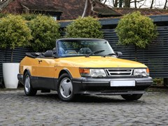 Navigate to Lot 271 - 1991 Saab 900 Turbo Convertible Monte Carlo