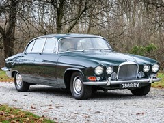 Navigate to Lot 204 - 1961 Jaguar Mk. X (3.8 litre) Ex-Sir William Lyons