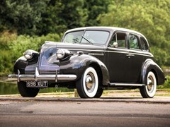 Navigate to Lot 130 - 1939 Buick Straight-8 'Fireball' Special Sedan
