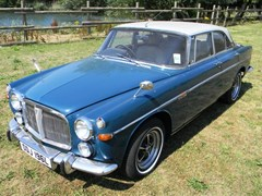Navigate to Lot 235 - 1972 Rover P5B Coupé