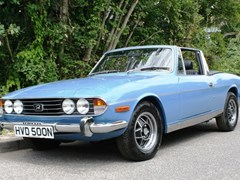 Navigate to Lot 304 - 1975 Triumph Stag